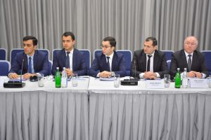 Conference on Regional Specialization and Sustainable Economic Development in Shamakhi