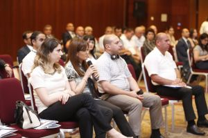 """Conference """"Best practices and lessons learned of from the implementation of dual-like VET pilots in Azerbaijan"""""""