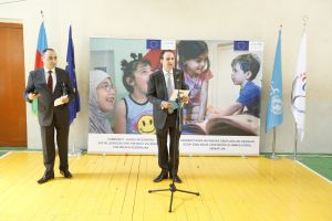 Launch of the partnership event