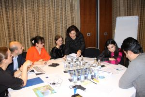 Workshop on Early Childhood Development for the Communication for Social Change Strategy