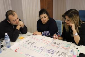 Training of trainers on active learning and simulation games for secondary and VET school teachers