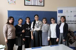 Financial literacy trainings for students at the secondary and VET schools